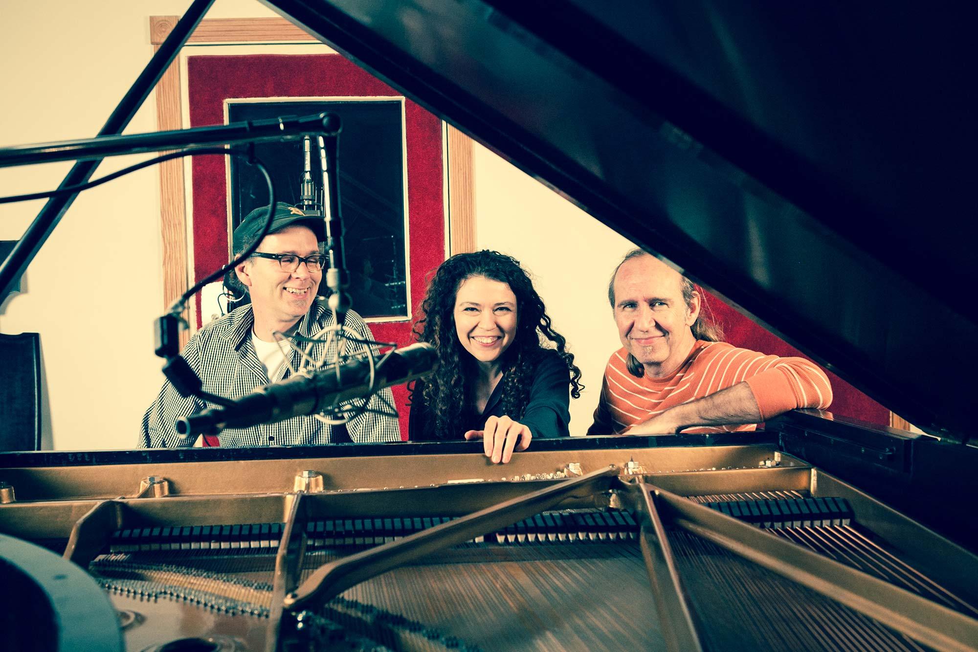 Sylvie-Courvoisier-Trio